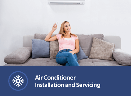 Air Conditioner Installation and Servicing